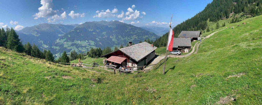 Karlalm im Zillertal