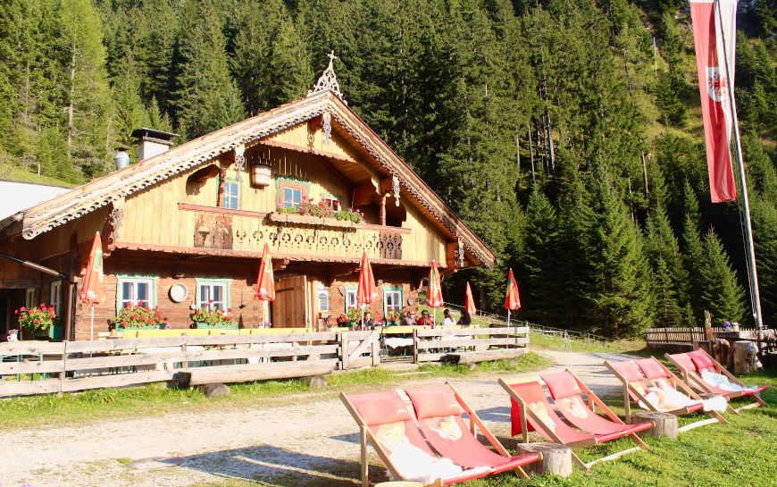 Buchauer Alm am Achensee: schöner Ausflugstipp für Urlauber im Zillertal