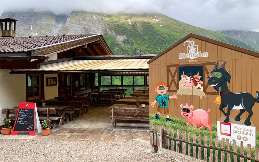 Bichlalm Hintertux Zillertal 2020