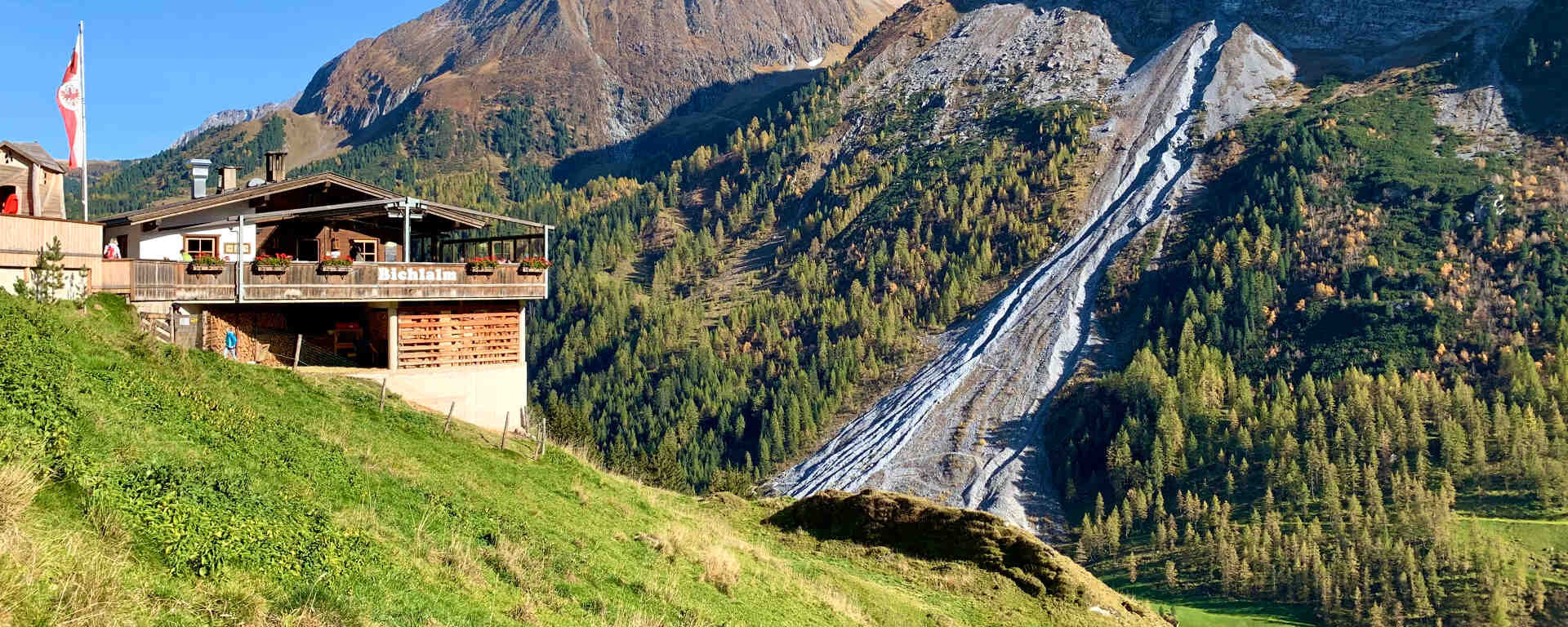 Bichlalm Hintertux Zillertal