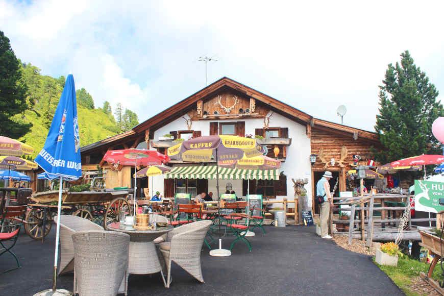 Kaltenbacher Skihütte - Murmeltierland