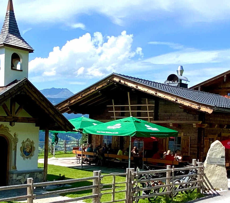 Stuana Hitte Zillertal Distelberg